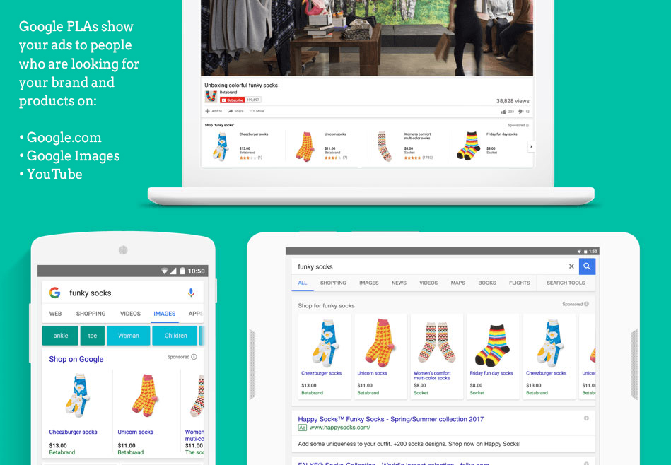 google paid ads